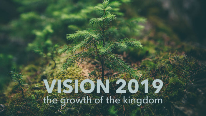 Vision: The Growth of the Kingdom