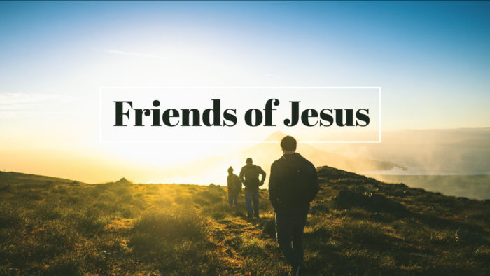 Friends of Jesus