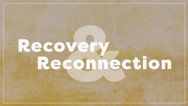 Act of Reconnecting: Grace for the Journey Image